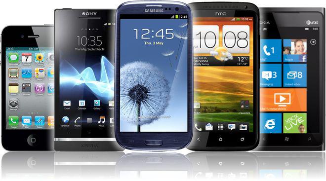 Record 1 billion smartphones shipped in 2013